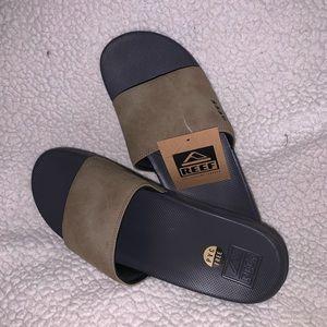 Reef One Side Men's Sandals - Brown